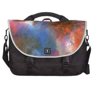 Abstract Design from Original Painting Bags For Laptop