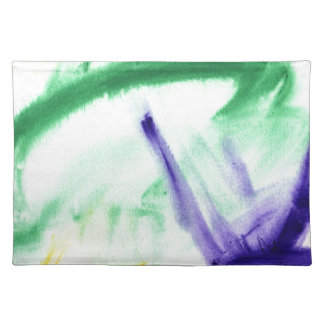 Abstract Design from Original Painting Placemat