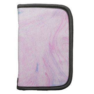 Abstract Design from Original Painting Folio Planners