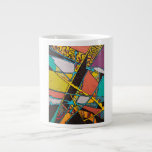 """Abstract Design III Mug<br><div class=""""desc"""">You can order this original painting by Laci on any Zazzle product you like. If you need help ordering the exact product you desire,  please contact us. Thank you!</div>"""