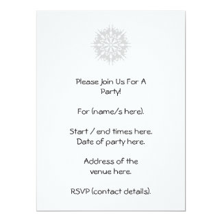 Abstract Design in Light Gray Card