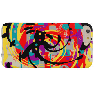 Abstract Design Iphone 6 Extra Barely There iPhone 6 Plus Case