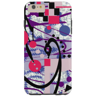 Abstract Design Iphone 6-Extra Tough iPhone 6 Plus Case