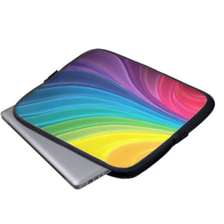 Abstract design Laptop, Netbook or Tablet Sleeves