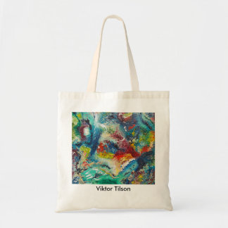 Abstract design nag by Viktor Tilson Tote Bag