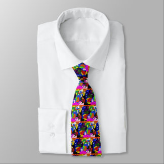 Abstract Design Neck Tie