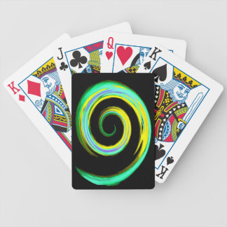 abstract design Playing Cards