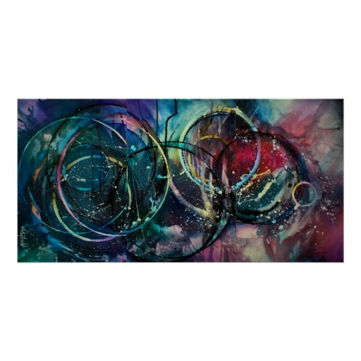 Abstract Design Print