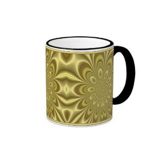 Abstract Design Ringer Mug