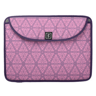 Abstract Design Sleeves For MacBook Pro