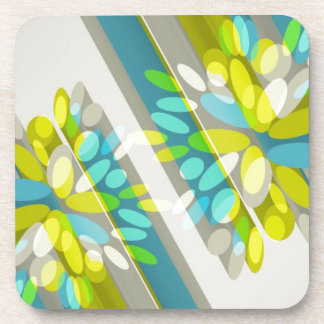 Abstract-Design-Vector-Background-Graphic Drink Coasters
