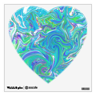 Abstract design wall sticker