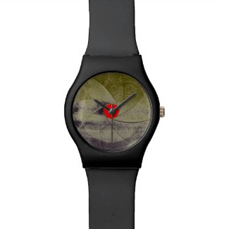 abstract design watches