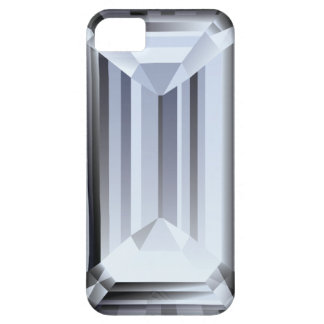 Abstract Diamond Crystal iPhone 5 Case