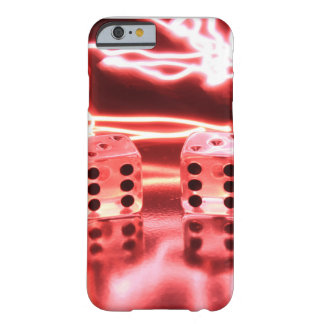 Abstract Dice 3 Barely There iPhone 6 Case