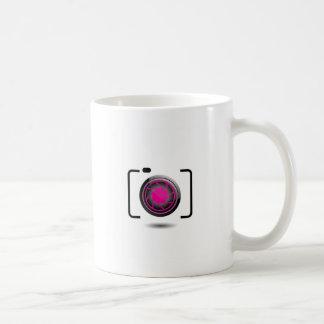 Abstract Digital camera Coffee Mug