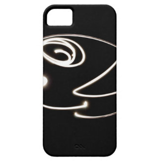 Abstract Digital Light Painting iPhone Case