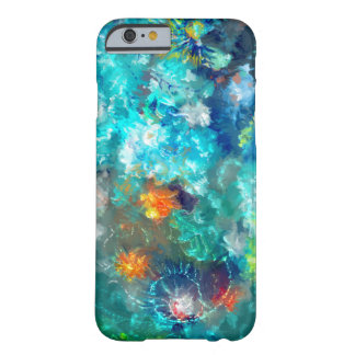 Abstract Digital Painting iPhone 6 case