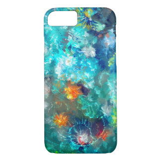 Abstract Digital Painting iPhone 7 case