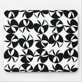 Abstract Disc Mouse Pad