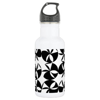 Abstract Disc Water Bottle