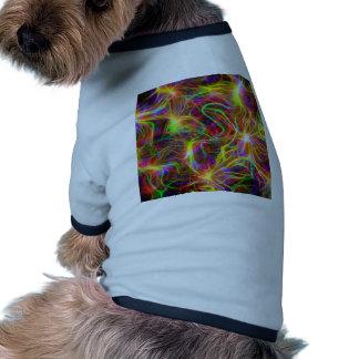 Abstract diseño camisas de perritos