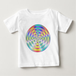 Abstract Disk Baby T-Shirt