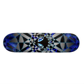 abstract-Dj-Alien Skateboard Deck