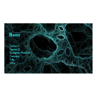 Abstract DNA Double-Sided Standard Business Cards (Pack Of 100)
