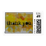 abstract dots customizable stamp