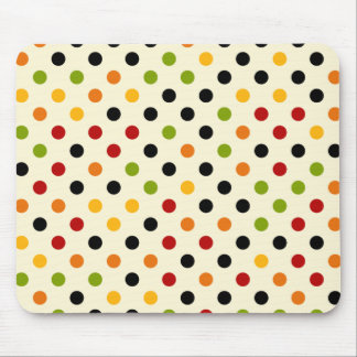 Abstract Dots Mousepad