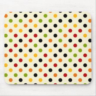 Abstract Dots Mousepad