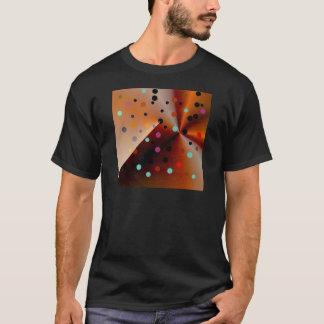 Abstract Dots T-Shirt