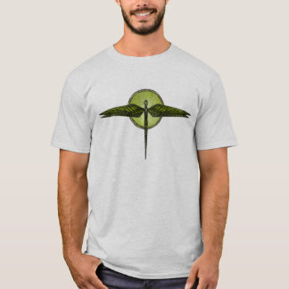 Abstract Dragonfly T-Shirt