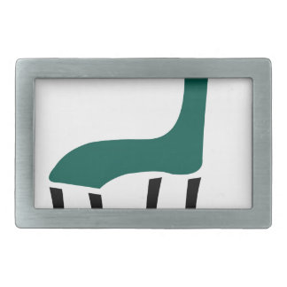 Abstract drawing of Chair Belt Buckle