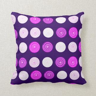 Abstract Dream Symbol Design Throw Pillow