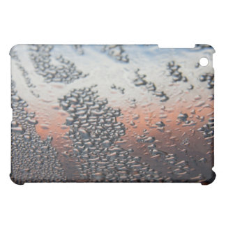 Abstract drops  cover for the iPad mini