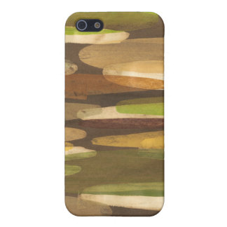 Abstract Earth Tone Landscape iPhone 5 Case