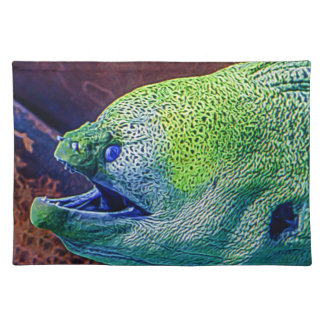 Abstract Eel Placemat