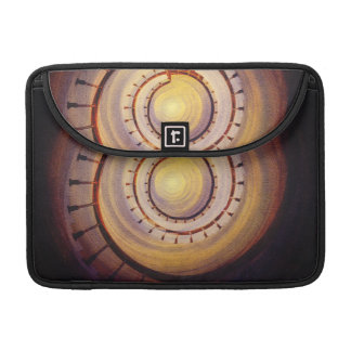 abstract eight number sleeve for MacBooks
