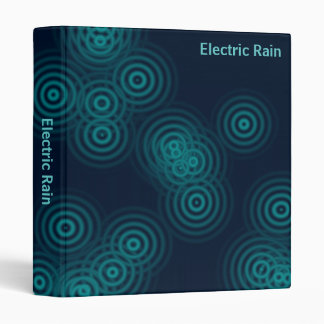 Abstract - Electric Rain Binder