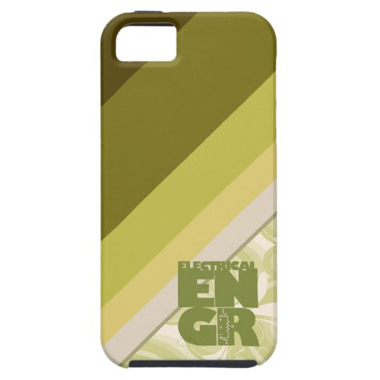 Abstract Electrical Engineering iphone case