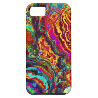 Abstract Enamel, colorful fantasy iPhone SE/5/5s Case