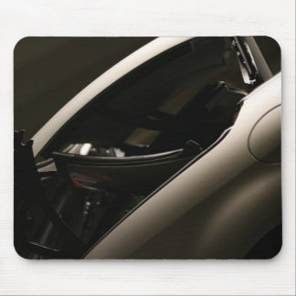 Abstract Engineering Mouse Pad