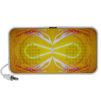 abstract eternity symbol mp3 speakers