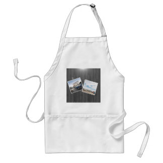 Abstract Everyday Picture This Adult Apron