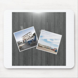 Abstract Everyday Picture This Mouse Pad