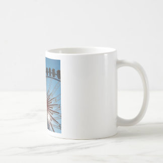 Abstract Everyday Wheel Of Fortune Classic White Coffee Mug