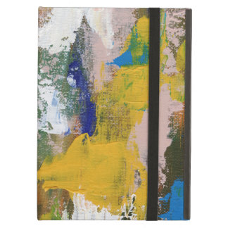 Abstract Expression #11 by Michael Moffa iPad Air Cover