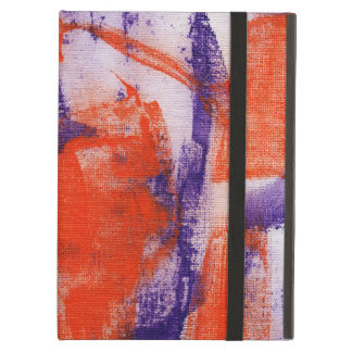 Abstract Expression #12 by Michael Moffa iPad Air Cases
